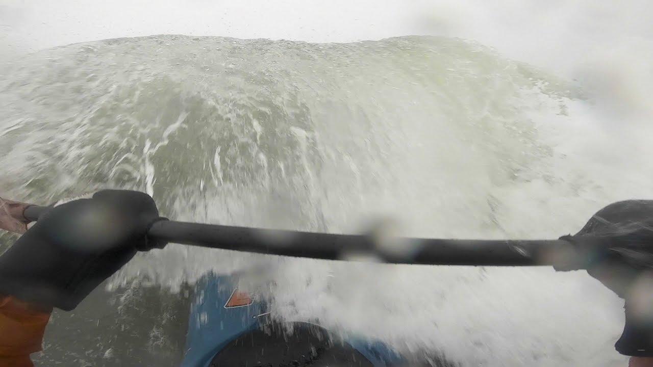 Ocean Beater - Assateague Island Kayak Surf
