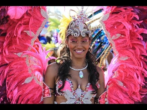 The Amazing Trinidad 2013 Carnival - Best of the Best
