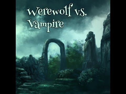 Vampire Vs.Werewolf Game