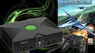 OG Xbox - Airforce Delta Storm