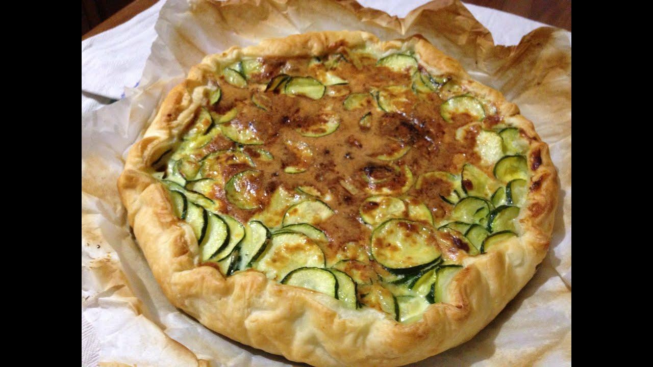 Pasta sfoglia ricette salate verdure  Ricette popolari sito culinario