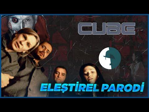 CUBE - ELEŞTİREL PARODİ