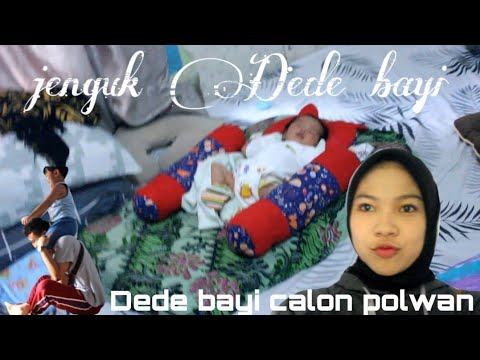 #vlog_9 main ke rumah Popochan sambil jengukin Dedek ...