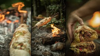 How to make best Kebab - Peaceful Cooking
