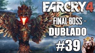 FAR CRY 4: Dublado #39 / O Fantástico Boss de Shangri-la / Rakshasa!! [PS4]