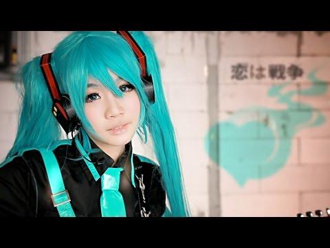 Cosplay MV : Love is war (恋は戦争) : Hatsune Miku live action