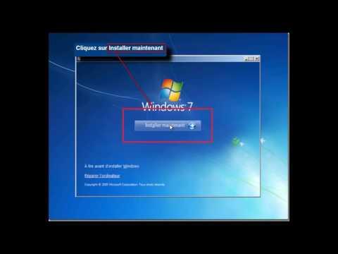 1---formatage-et-installation-de-windows-7