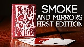 Deck Review - Smoke And mirros V6 Dan And Dave Playing Cards