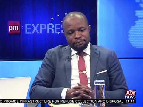 Ghana-US Military Cooperation - PM Express on JoyNews (20-3-18)