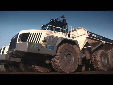 Terex Trucks: pioneering off-road trucks over the years