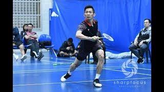 Bán kết đồng đội Đại hội TDTT 2018: Nguyễn Tiến Minh (Hồ Chí Minh) vs Trần Quốc Việt (Bộ Công An)