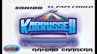 sonido karussell en tochimilco la cumbia la danza del pacurro. 2012
