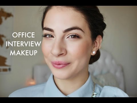 OFFICE INTERVIEW MAKEUP