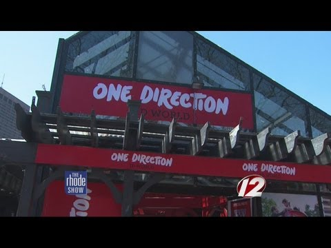 One Direction Store
