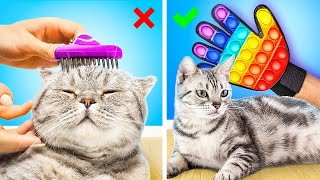 Smart Pet Gadgets and Hacks for Your Loved Ones! Cat and Dog Hacks