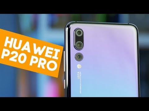 Huawei P20 Pro - обзор и сравнение с другими флагманами