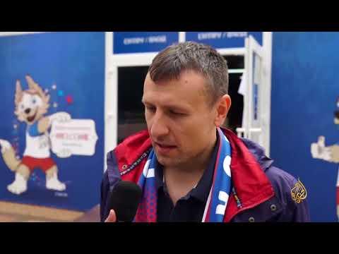 كأس العالم ينشط السياحة بكالننغراد الروسية  - 15:21-2018 / 6 / 24