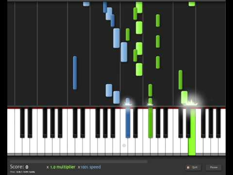 Synthesia Final Fantasy X - Path of Repentance/Via Purifico