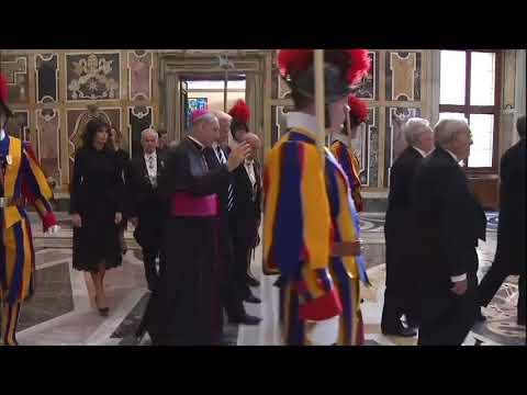 At the Vatican -The Roast of Donald J. Trump [NC-17] short version