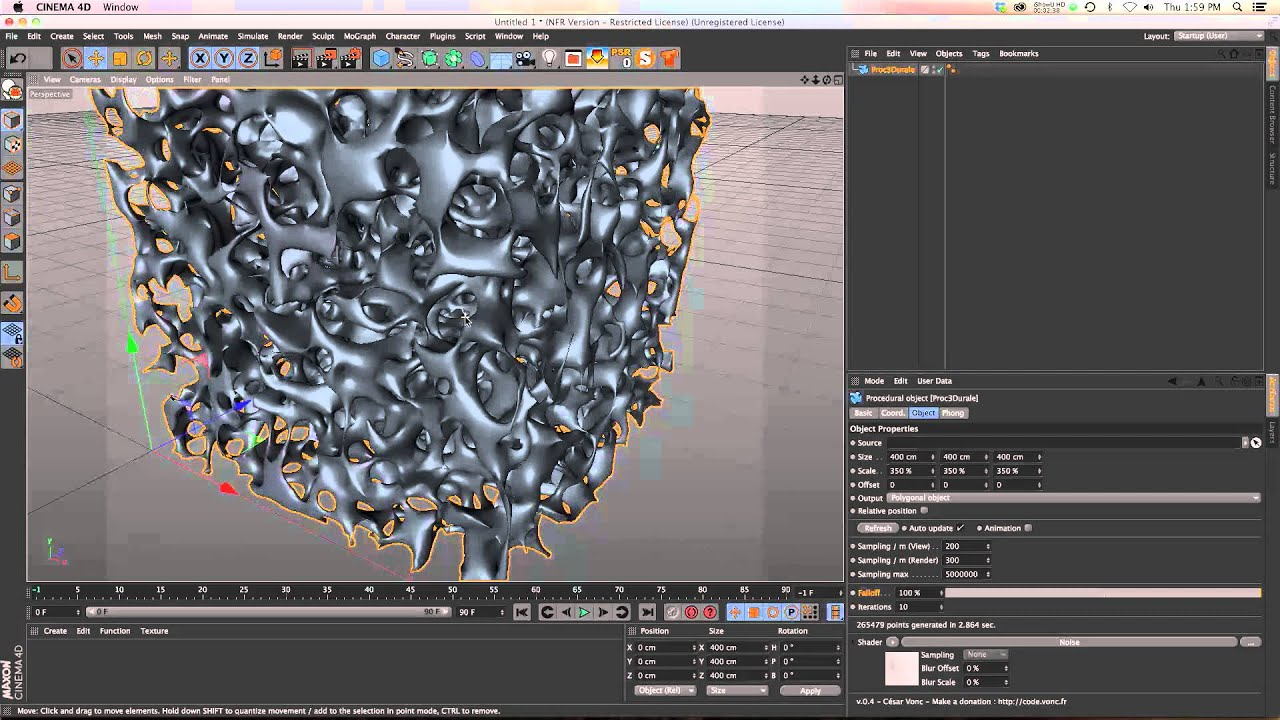 Cinema 4d Plugins