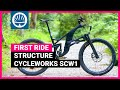 Extreme Linkage Fork Tech | Structure Cycleworks SCW1