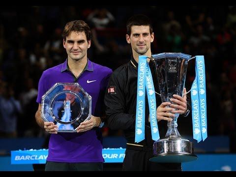 Novak Djokovic v Roger Federer: Barclays ATP World Tour Finals 2012 Flashback