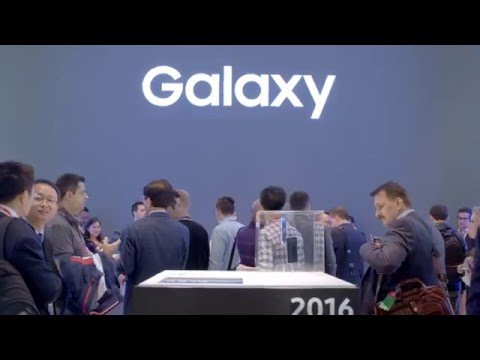 Samsung Galaxy S7 and S7 edge at Mobile World Congress