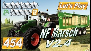 "[""Landwirtschafts-Simulator 19"", ""LS19"", ""Farming Simulator 2019"", ""LetsPlay"", ""Let's Play"", ""FS19"", ""NF Marsch Map Version 2.4""]"