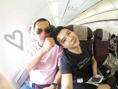 คู่รักเกย์ พาเที่ยวภูเก็ต Part 1 Gay Love