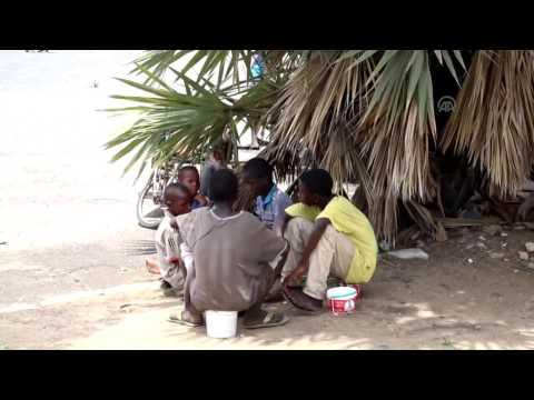 Senegal's Child Beggars, Talibes