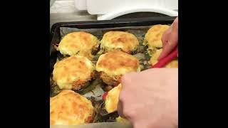 Стожки с фаршем / Быстрый способ приготовления / Кухня / Рецепты / Food / Kitchen