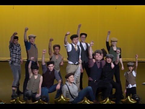 Broadway Revue EHS 2018