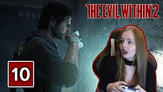 PLAYING IN 1ST PERSON? The Evil Within 2 Gameplay Walkthrough Part 10
