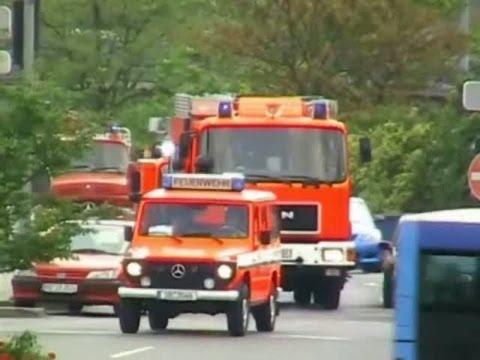 Einsatzkräfte Region Saarbrücken [35 Minuten Alarmfahrten non-stop]