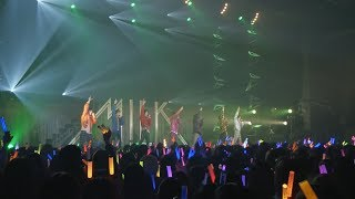 M!LK 「ハロー!」LIVE映像