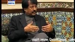 ARY TV - Nida Yasir visits The Esakhelvi House (lahore) 2/3