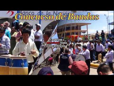 Fiesta Patronal San Agustin y Santa Rosa- Pampas- Pallasca 2015