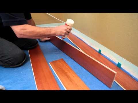 How To Install Hardwood Floating Floor