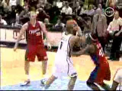 NBA TNT Fundamentals with Carlos Boozer on POST MOVES