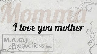 Marlow Jones - Song For Mother (Official Lyric Video)