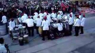 Steel Drum - Trafalgar Square - London - Sep 2006