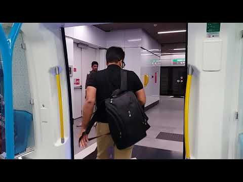 [Slight Flatwheel] MRT Malaysia - Ride In Siemens Inspiro From TTDI To Sri Raya