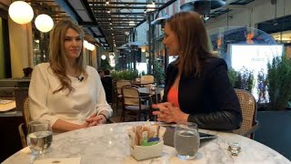 Breakfast with Belle in Athens: 'young voters have to be engaged' says Greek MEP