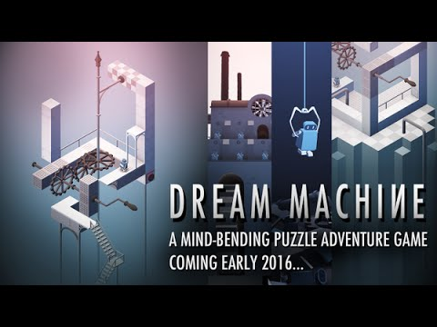 DREAM MACHINE THE GAME iOS / Android Gameplay