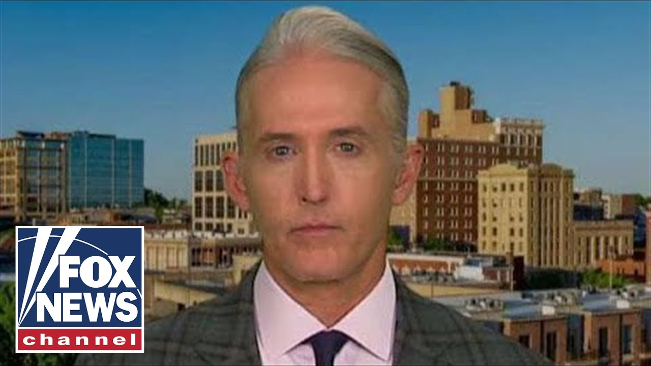Gowdy: No one believes Russia prefers Trump over 'comrade Sanders' - FOX News