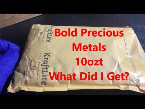 Bold Precious Metals: Silver Coin Mix
