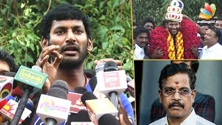 Vishal's bold announcement: Our next target is Producer Council Election