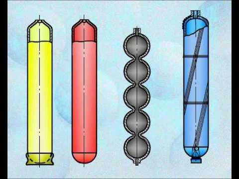 Баллоны для сжатых и сжиженных газов. Фрагменты