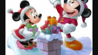 We Wish You A Merry Christmas - Disney