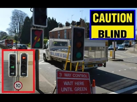 Red Light Jump (Blind Traffic Lights?)